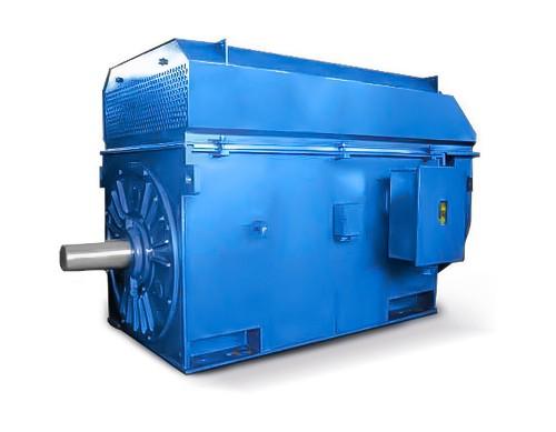 Mittelspannungsmotoren mit Luftkühlung