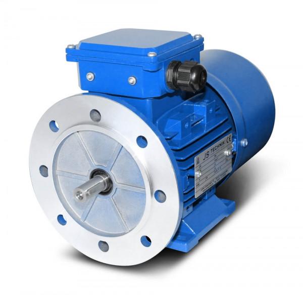 JS-Bremsmotor BMS 712-0,25 kW-6pol-B35