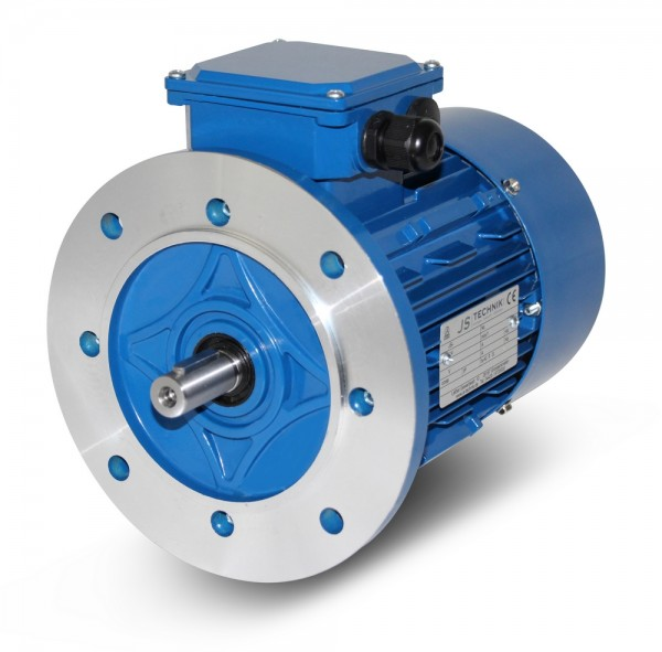 AC- Drehstrommotor MSP 90L 0,88/0,60 kW 4/6pol-B5