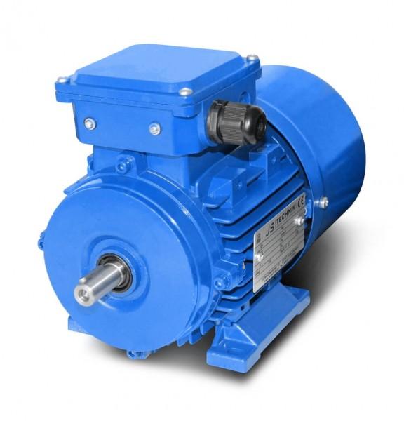 JS-Bremsmotor BMS 112M-2,2 kW-6pol-B3