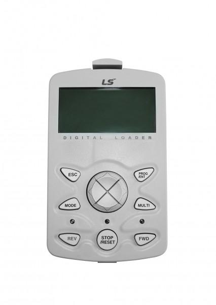 JS-LS S100, IS7-LCD-Bedienfeld ohne Kabel