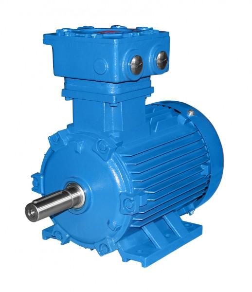 ATEX- Elektromotor JS-ASA 160M 11 kW 4pol-B3