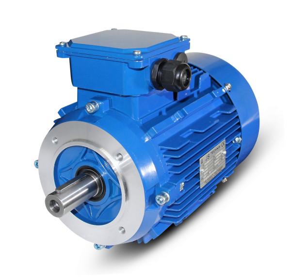 AC- Drehstrommotor MX3 132S2 7,5 KW- 2pol-B14