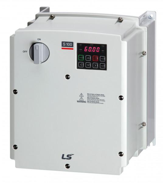 Frequenzumrichter, 0,4 kW, 3 x 400 Volt, IP66