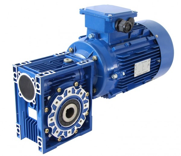 JS- CMRV 030-632-4 - 0,18 KW - 56 Upm- Schneckengetriebemotor