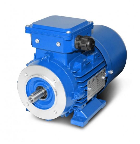 JS-Bremsmotor BMS 132M1-7,5 kW-4pol-B34