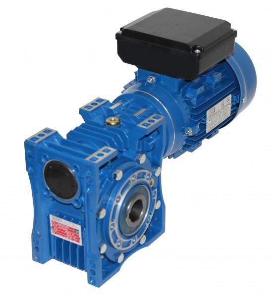 230V-Option 0,75kW-2pol für Schneckengetriebemotoren EV