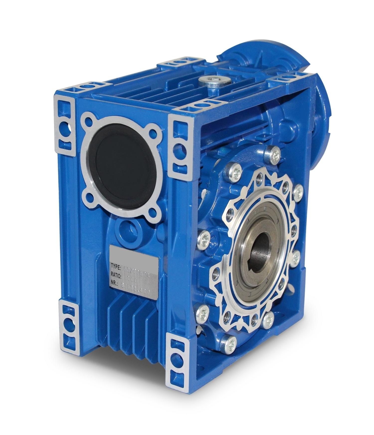 JS- Worm gearbox CMRV063 IEC80 B14 i=80