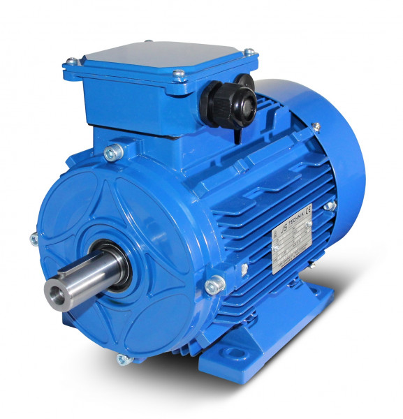 AC- Drehstrommotor MX 802 0,25 KW- 8pol-B3