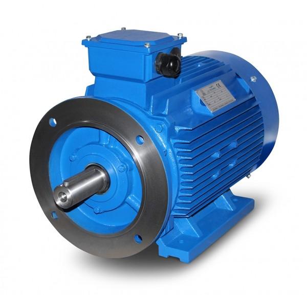 JS- Elektromotor-M4 200Lx-22 kW-6pol-B35