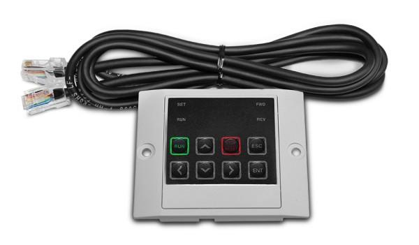 JS-LS S100-LED-Bedienfeld mit Kabel