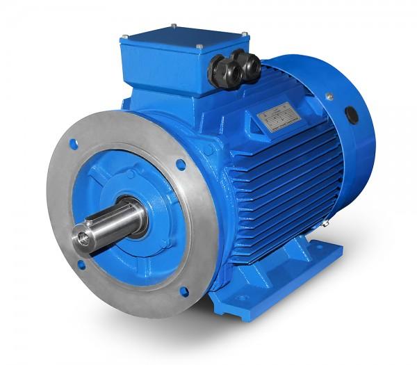 JS- Elektromotor-M1 160L-7,5 kW-8pol-B35