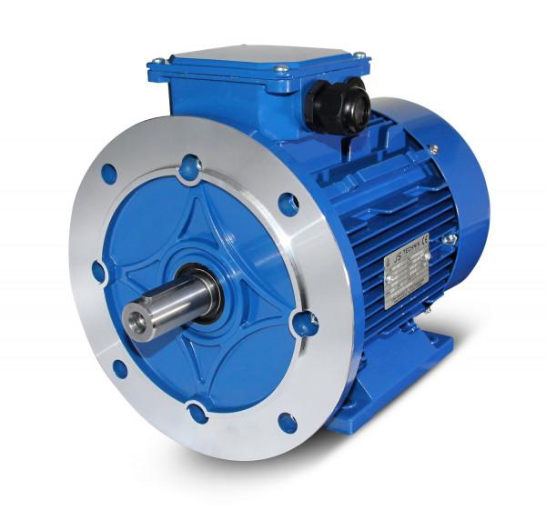 AC- Drehstrommotor MX3 802 0,75 kW 4pol-B35