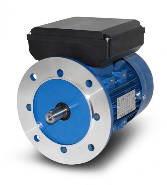 JS- Wechselstrommotor- ML 631-2, 0,18 KW, 2pol, B5