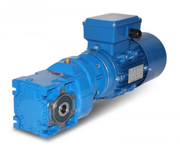 Bremsmotor-Option 1,1kW-4pol für Kegelradgetriebemotoren