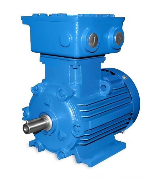 ATEX- Elektromotor JS-ASA 100L 3,0 kW 2pol-B3