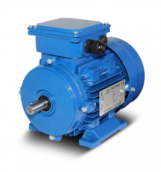 AC- Drehstrommotor MX 632 0,18 kW 4pol-B3