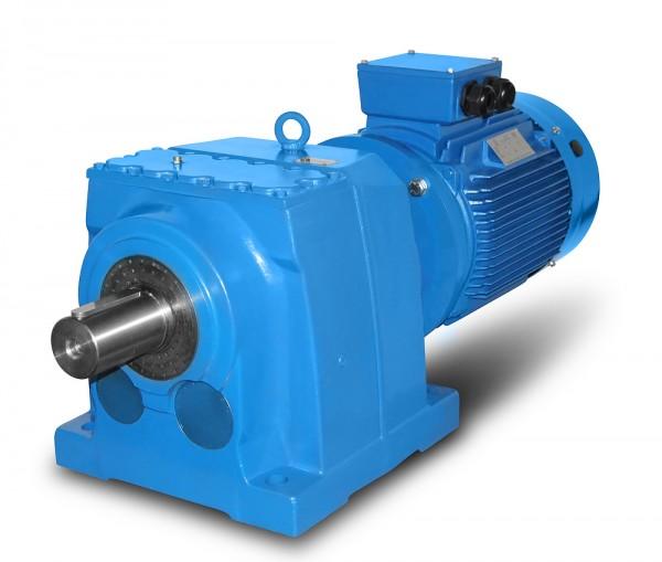 JS-MV472-180M-4 - 18,5kW - 452Upm Stirnradgetriebemotor