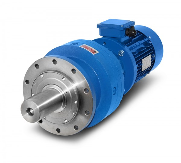 JS-PV2902L.01-225S-4-37 kW-45 Upm Planetengetriebemotor