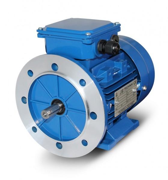 AC- Drehstrommotor MSP 712 0,22/0,15 kW- 4/6pol-B35