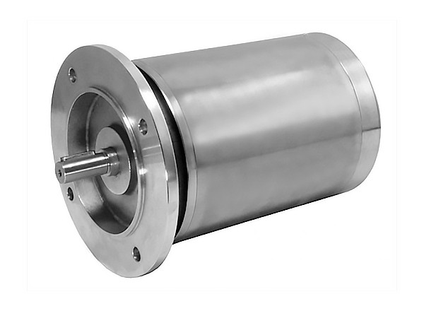 Edelstahlmotor JS-HP 80B4 0,75kW, B5