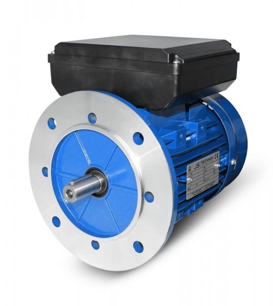 JS- Wechselstrommotor- ML 63A, 0,18 KW, 2pol, B5